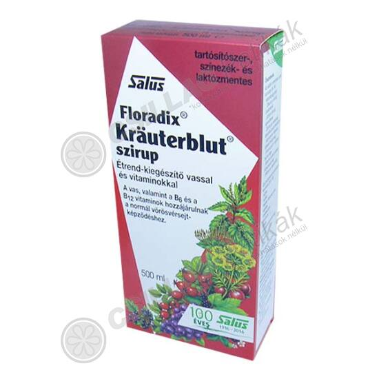 Krauterblut-S szirup (500ml)
