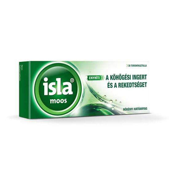 Isla-Moos szopogató tabletta (30x)