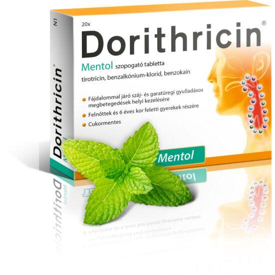 Dorithricin szopogató tabletta (20x)