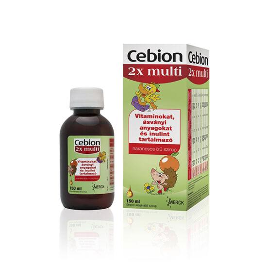 Cebion 2x multi szirup (150ml)