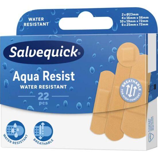 Salvequick sebtapasz vízálló 4 kül.méret (607124) (22x)