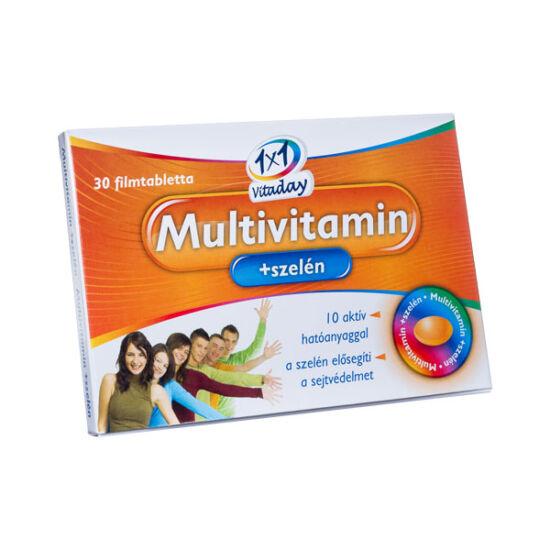 VitaPlus 1x1 Multivit. Se tbl. (30x)