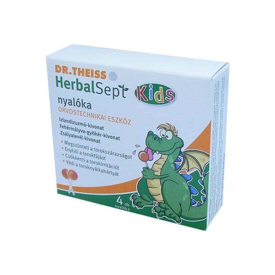 Dr.Theiss HerbalSept nyalóka (4x)