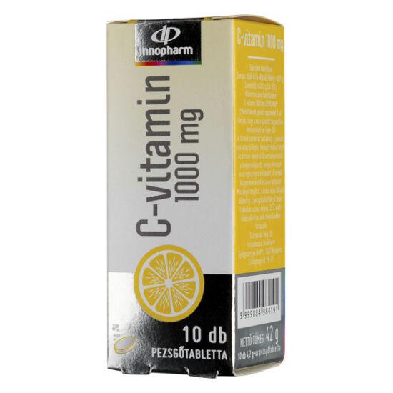 VitaPlus C vitamin 1000 pezsgőtabl. (10x)
