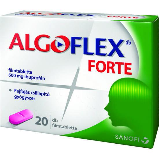 Algoflex forte filmtabletta (20x)
