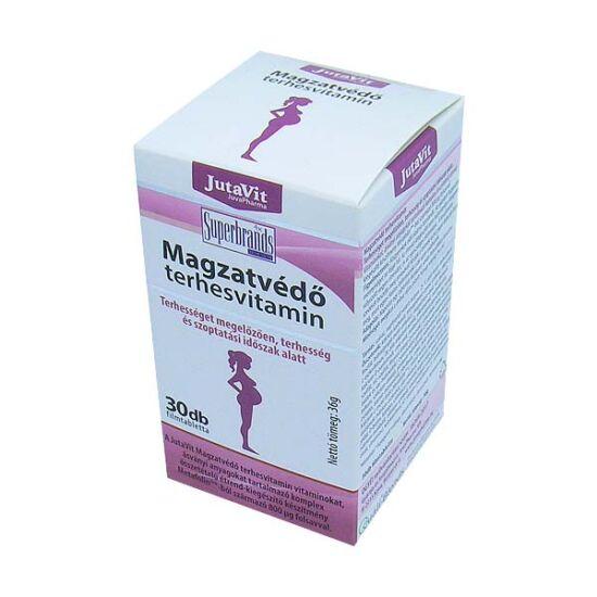 Jutavit Magzatvédő Terhesvitamin filmtabletta (30x)