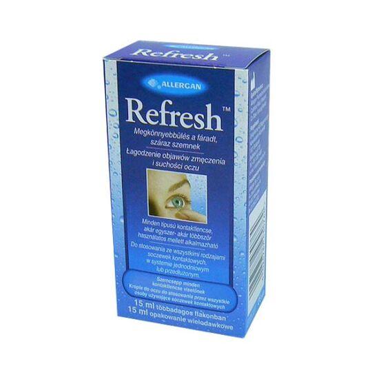 Refresh Contacts szemcsepp (15ml)