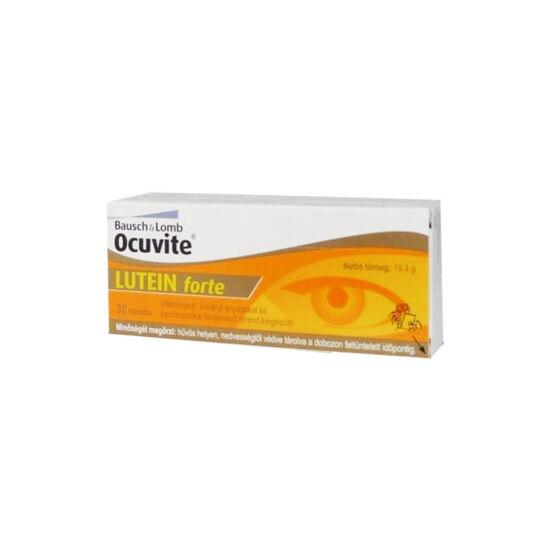 Ocuvite lutein forte tabletta (30x)
