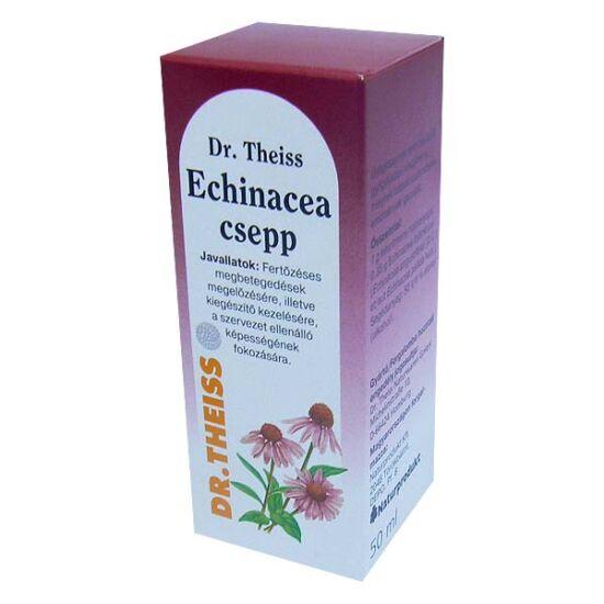 Dr.Theiss Lándzsás utifű echinacea C-vit szirup (100ml)