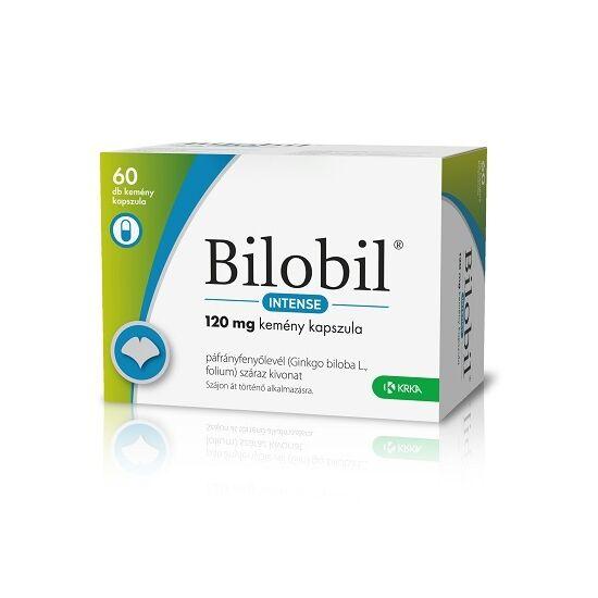 Bilobil Intense 120 mg kemény kapszula (60x)