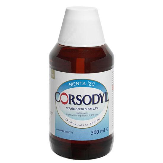 Corsodyl MW alkoholmentes szájvíz (300ml)