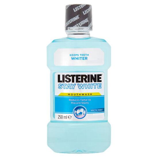 Listerine Stay White szájvíz (250ml)