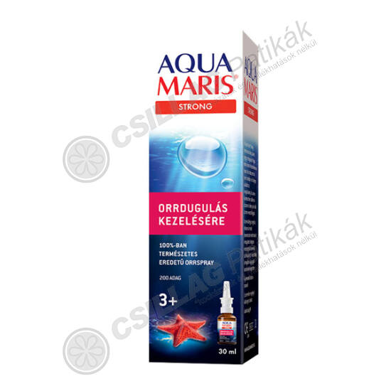 Aqua Maris Strong orrspray (30ml)