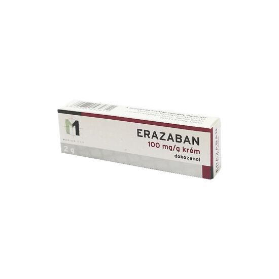 Erazaban 100 mg/g krém (2g)