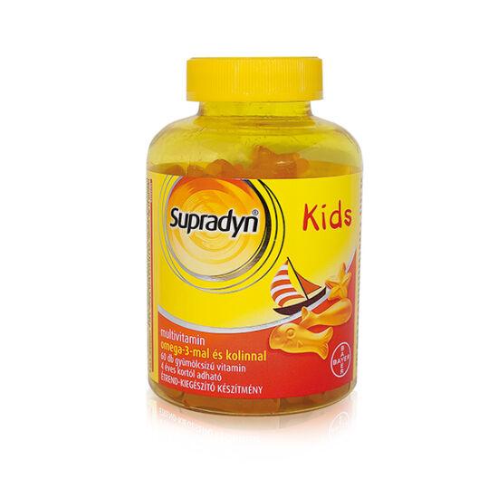 Supradyn Kids omega-3 gumicukor (60x)