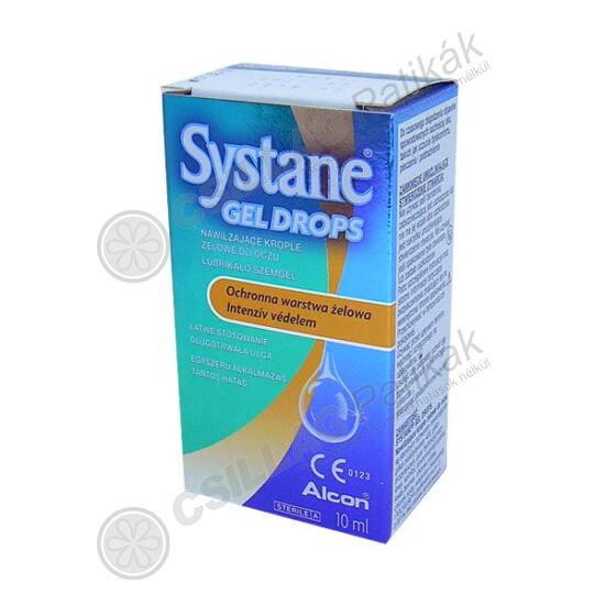 Systane Gel Drops szemgél (10ml)