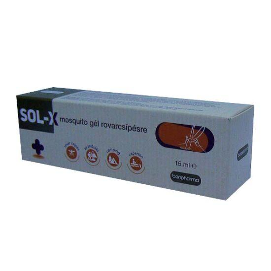 Sol-X Mosquito gél rovarcsípésre (15ml)
