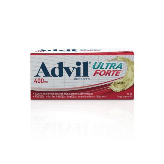 Advil Ultra Forte lágyzselatin kapszula (24x (triplex))