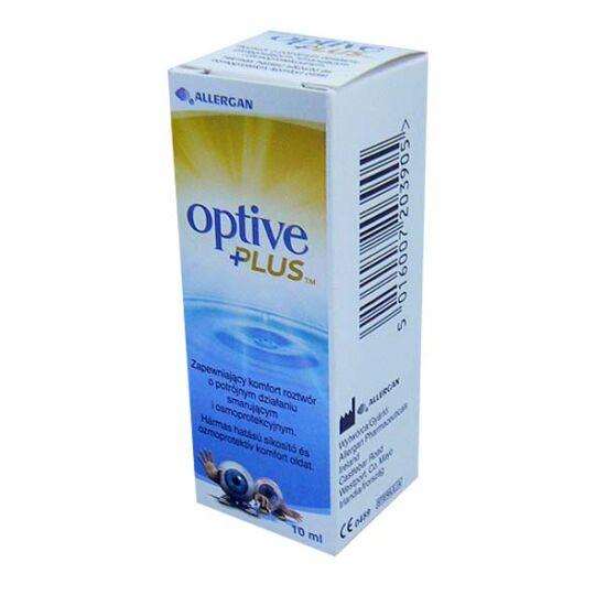 Optive Plus szemcsepp Komfort (10ml)