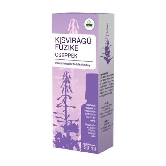 Bioextra Kisvirágú füzike cseppek (50ml)