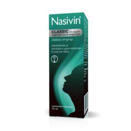 Nasivin Sanft 0,5mg/ml oldatos orrspray (1x10ml)