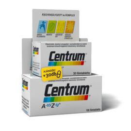 Centrum A-tól Z-ig Multivitamin filmtabletta (100x+30x)
