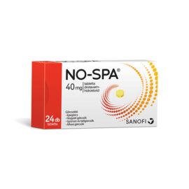 No-Spa 40 mg tabletta (24x)
