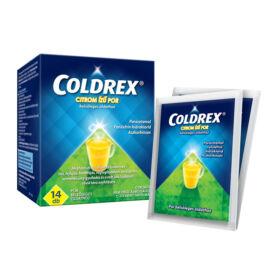 Coldrex citrom ízű por belsőleges oldathoz (14x)