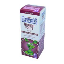 Marslakócskák Imuno Forte szirup bodza íz (150ml)