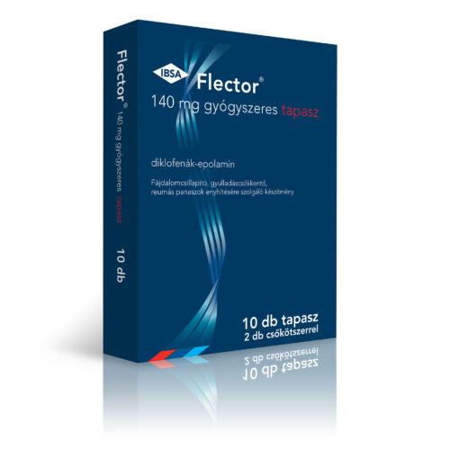 Flector 140 mg gyógyszeres tapasz (10x)