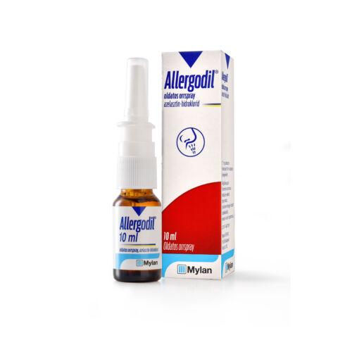 Allergodil oldatos orrspray (10ml)