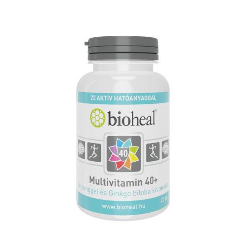 Bioheal Multivitamin+ 40 filmtabletta (70x)