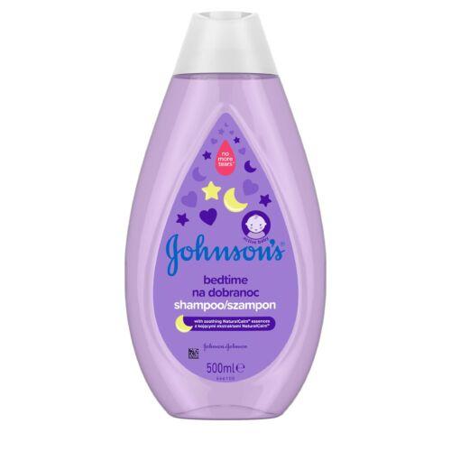 Johnsons Bedtime babasampon (500ml)