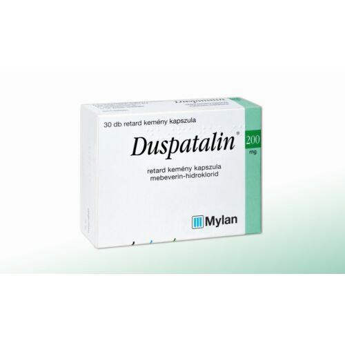 Duspatalin 200 mg retard kapszula (30x)