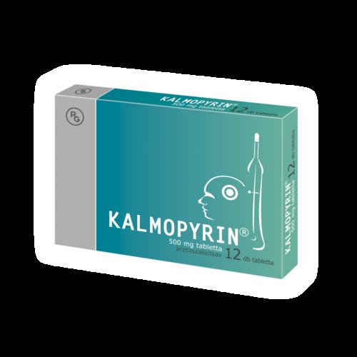 Kalmopyrin 500 mg tabletta (12x)