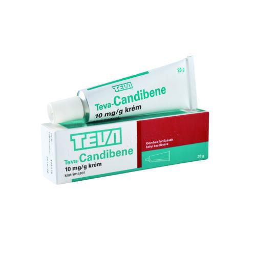 Candibene-Teva 10 mg/g krém (20g)