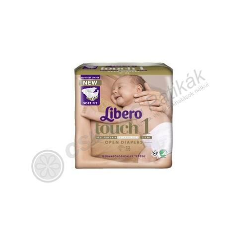 Libero Touch 1 nadrágpelenka (22x)