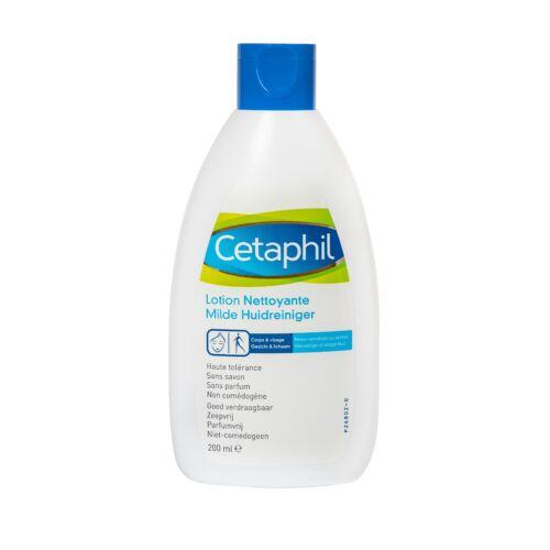 Cetaphil bőrtisztító lotion (200ml)