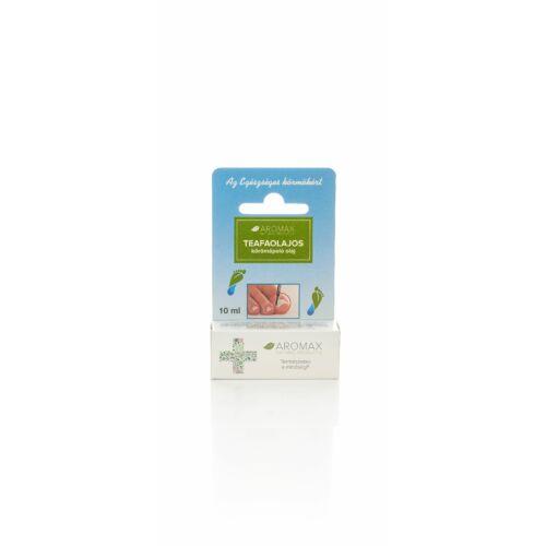 Aromax Teafaolajos köröm lábápoló ecsetelő (10ml)