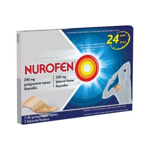 Nurofen 200 mg gyógyszeres tapasz (2x)