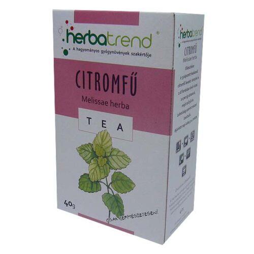 Citromfű tea  HERBATREND (40g)