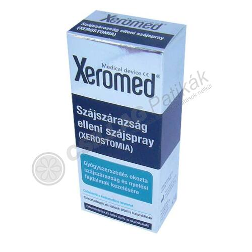 Xeromed szájszárazság elleni szájspray (20ml)