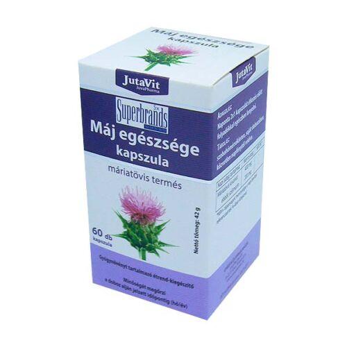 JutaVit Máj egészsége kapszula (60x)