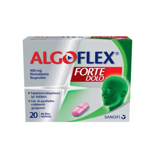Algoflex 400 mg/FORTE DOLO filmtabletta (20x)