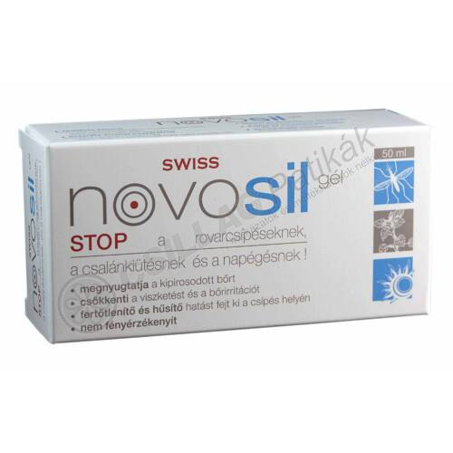 Novosil gél (50ml)