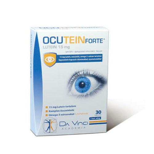 Ocutein Lutein 15 mg forte kapszula (30x)