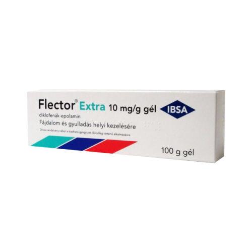 Flector EXTRA 10 mg/g gél (100g)