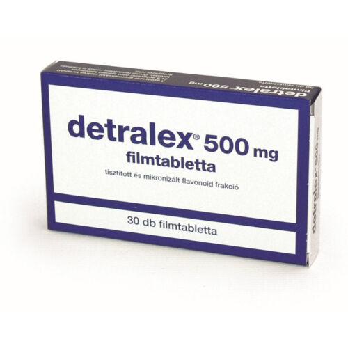 Detralex 500 mg filmtabletta (30x)
