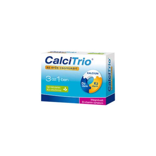 Calcitrio Kalcium K2 D3 filmtabletta (60x)