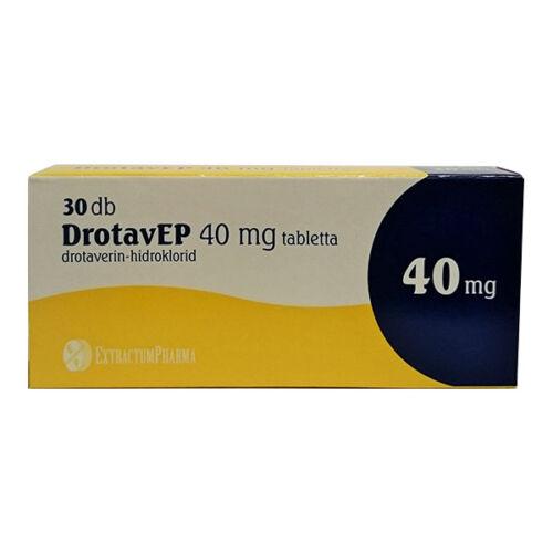 Drotavep 40 mg tabletta (30x)